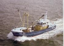 Vissersboot - Lytshuis Zilver