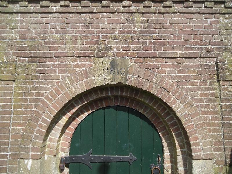 Kruitkelder 1810