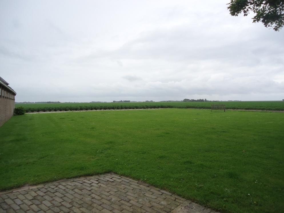 Uitzicht van het Potershok - Lytshuis Zilver