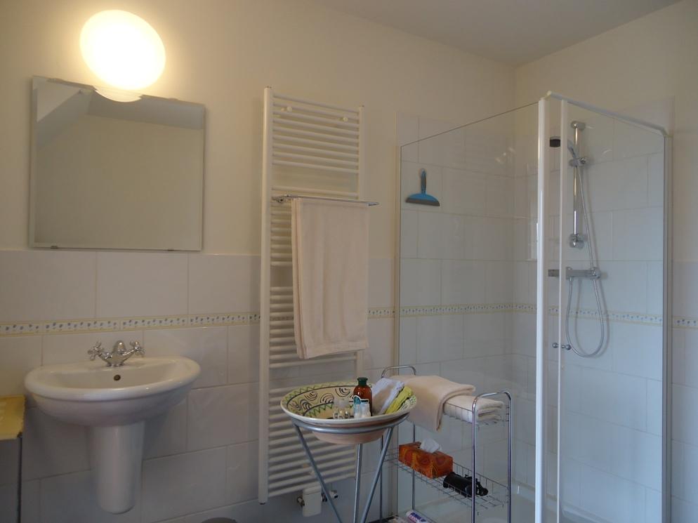 Badkamer van het Skuorke