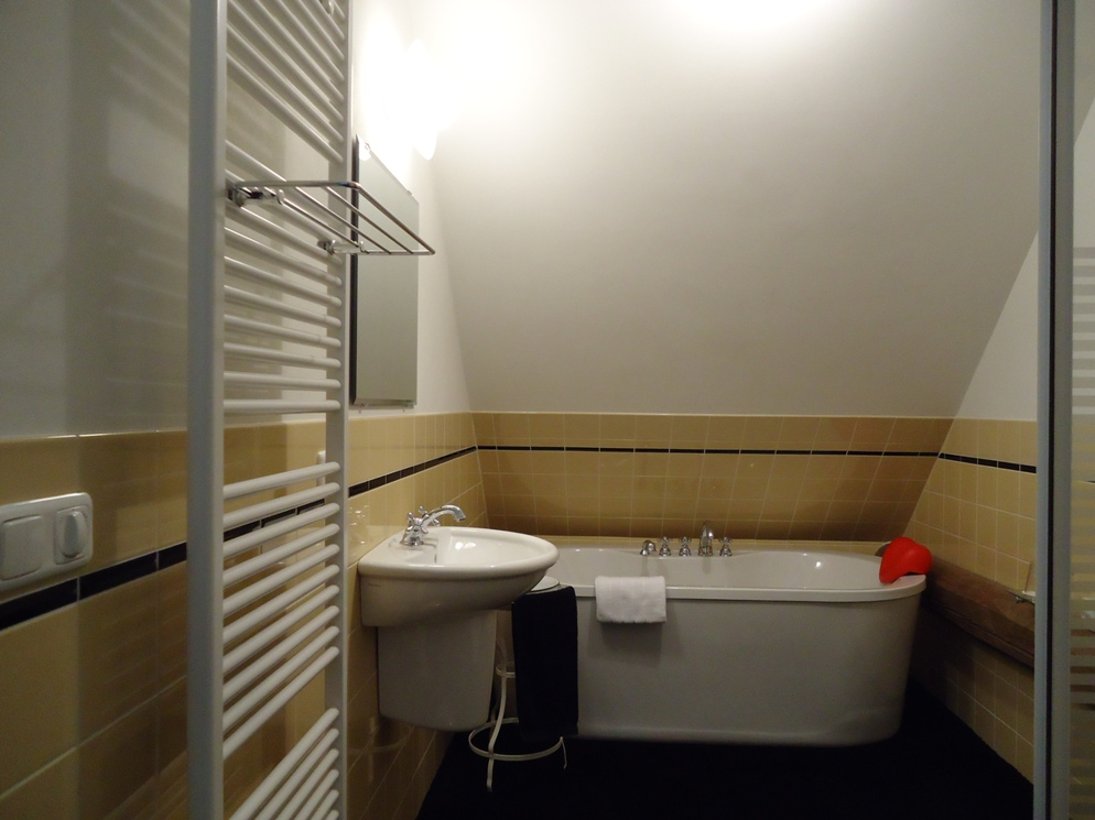 Badkamer van het Terskhus - Lytshuis Zilver