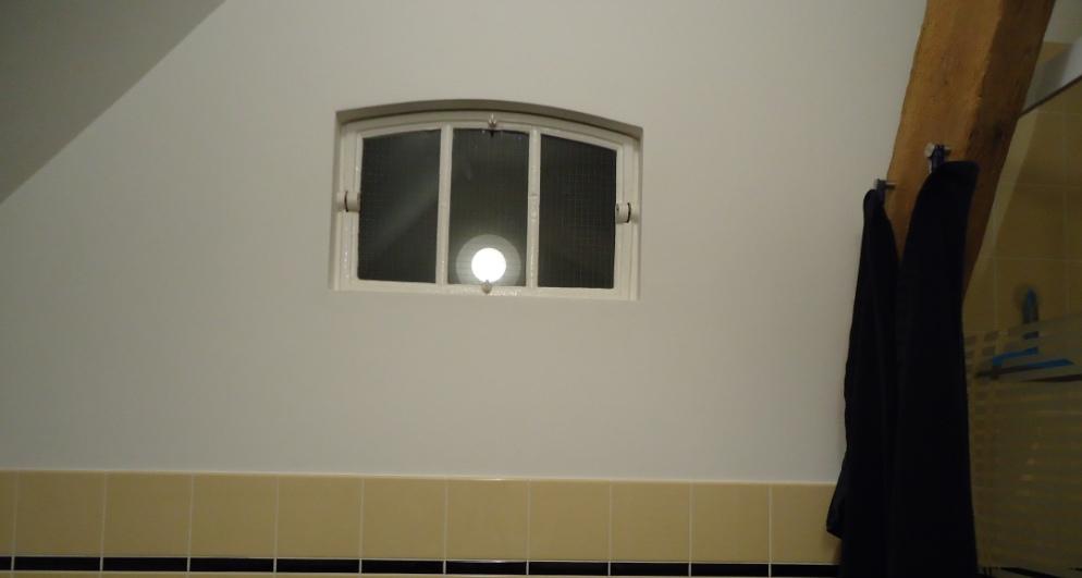 Badkamer raam, Terskhus - Lytshuis Zilver
