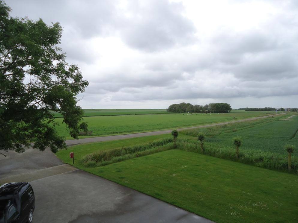 Uitzicht vanuit Terskhus - Lytshuis Zilver