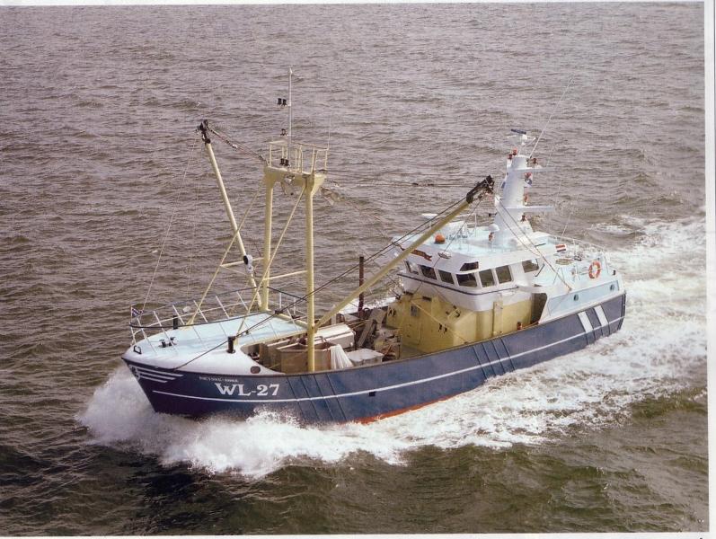 Vissersschip WL27