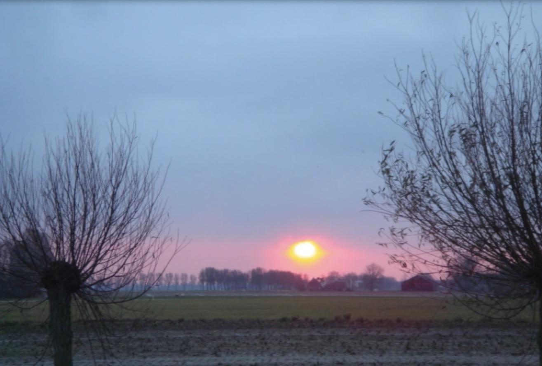 Zonsondergang - Lytshuis Zilver