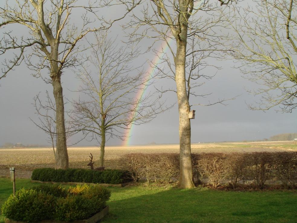 Regenboog - Lytshuis Zilver