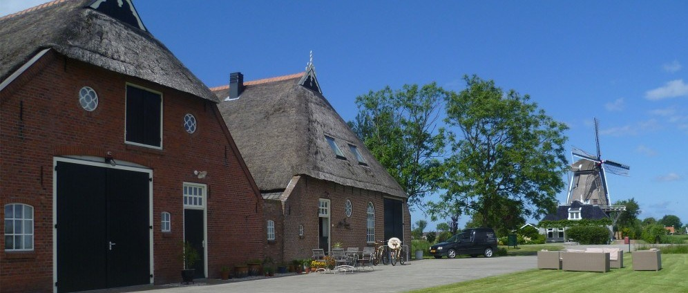 Bed en Breakfast Lytshuis Zilver